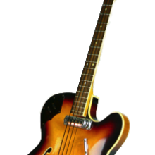 1967 Framus Star Bass