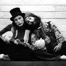 George-o and Mark-o