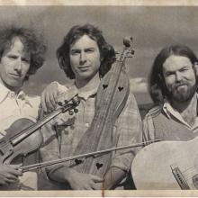 Micheal Bardossi, Mark Nelson & Brian Freeman around 1980.