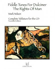 "cover image from ""Fiddle Tunes for Dulcimer: The Rights of Man"""