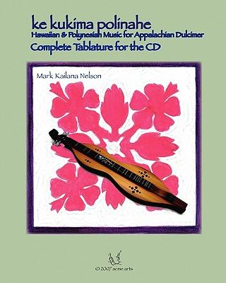 "cover of ""Hawaiian and Polynesian Music for Appalachian Dulcimer"" book"