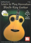 "Cover image for ""Learn to Play Hawaiian Slack Key Guitar"" by Keola Beamer and Mark Nelson"