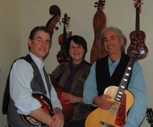 Trio-Tim, Cindy & Mark